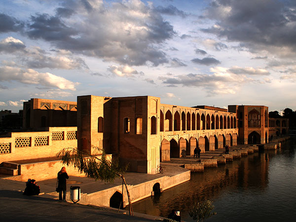 Most Sio-se-pol, Isfahan